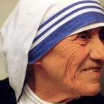 Mother Teresa of Calcutta. (Wikipedia)