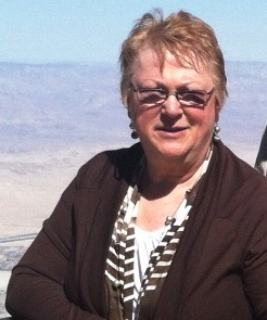 """Sherry """"Beth"""" Bethurum is foster care coordinator for Broomfield Health and Human Services."""