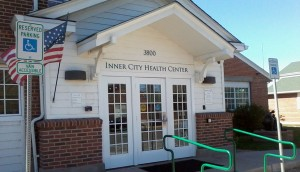 The Inner City Health Center in North Denver serves uninsured and underserved patients from in and around the Denver area. (Marrton Dormish)