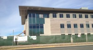 Broomfield's new Health & Human Services building is almost complete! (Marrton Dormish)