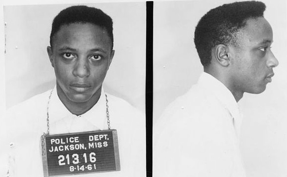"George Raymond, Jr., was an 18-year-old activist arrested in Jackson, Miss., for his participation in the civil rights ""Freedom Rides"" in 1961. He later participated in the ""Freedom Summer"" of 1964."