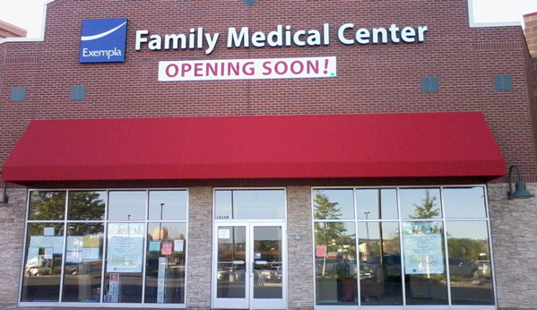 The front signage of a new Family Medical Center in Broomfield, Colo. (Marrton Dormish)